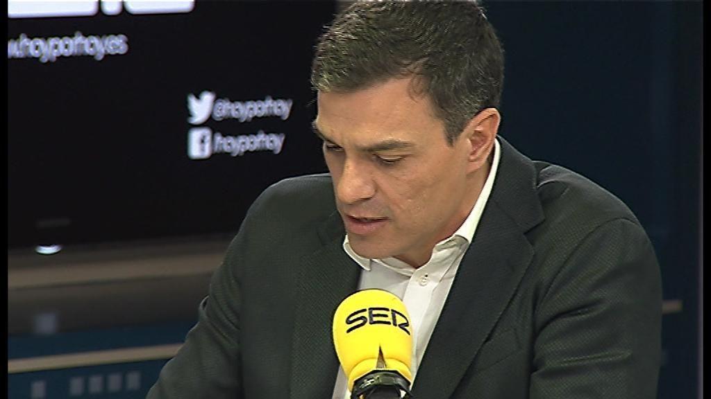 """Sánchez cree que está """"haciendo un favor"""" a quien quiera presentarse al aplazar el Congreso"""