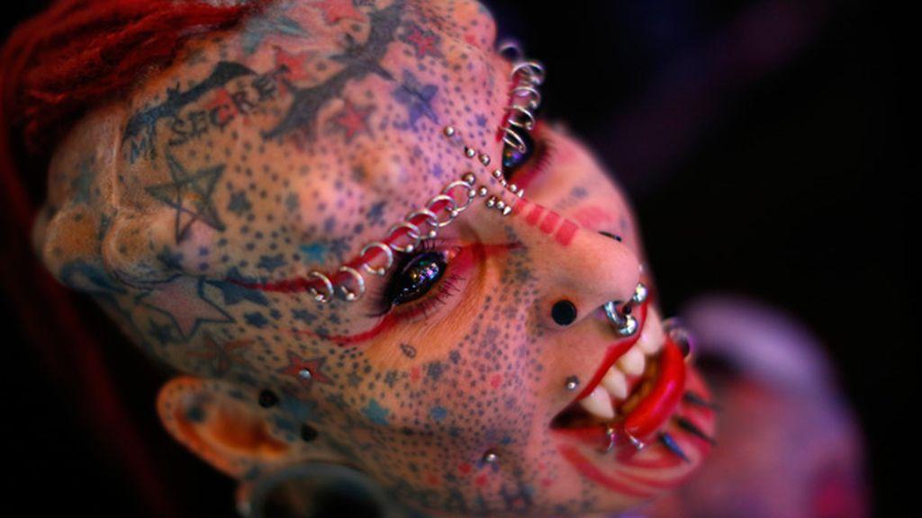 Venezuela Expo Tattoo 2015