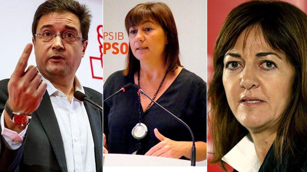 El PSOE dice 'no' a la propuesta de González de un gobierno minoritario de Rajoy