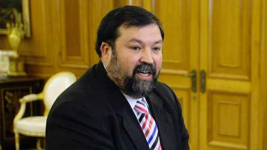 El ministro de Justicia, Francisco Caamaño.