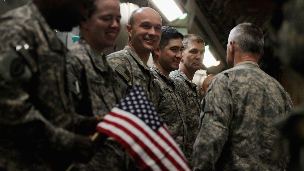 Los últimos soldados en Iraq