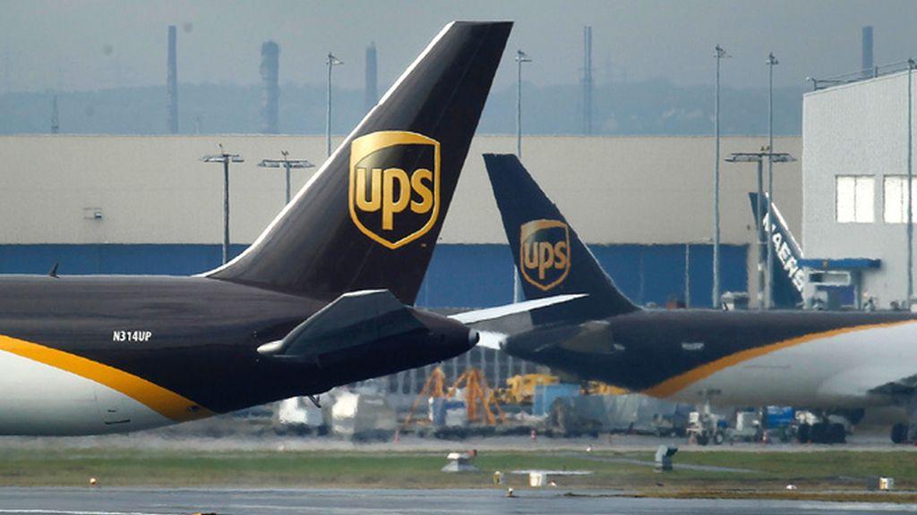 El paquete bomba dirigido a Estados Unidos iba en un avión de pasajeros