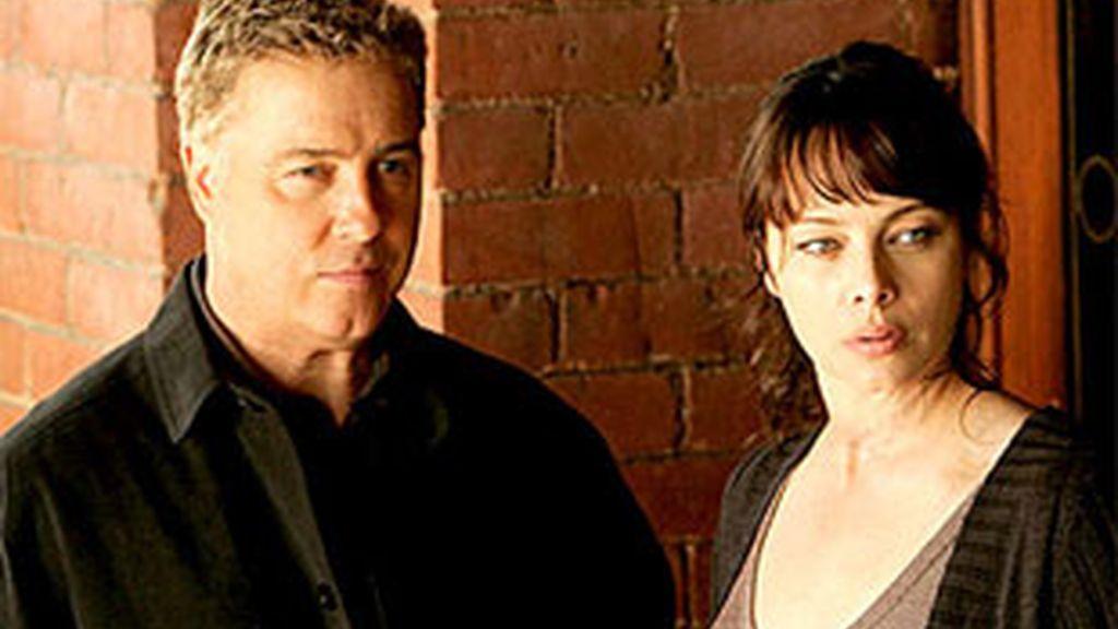 Grissom mantiene una relación especial con Lady Heather