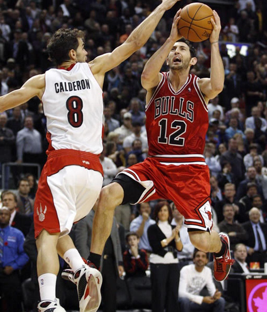 Raptors Vs. Bulls