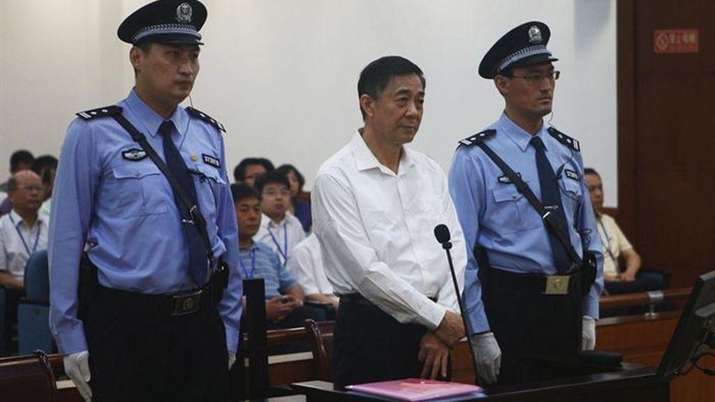 Bo Xilai, condenado a cadena perpetua por corrupción, abuso de poder y sobornos