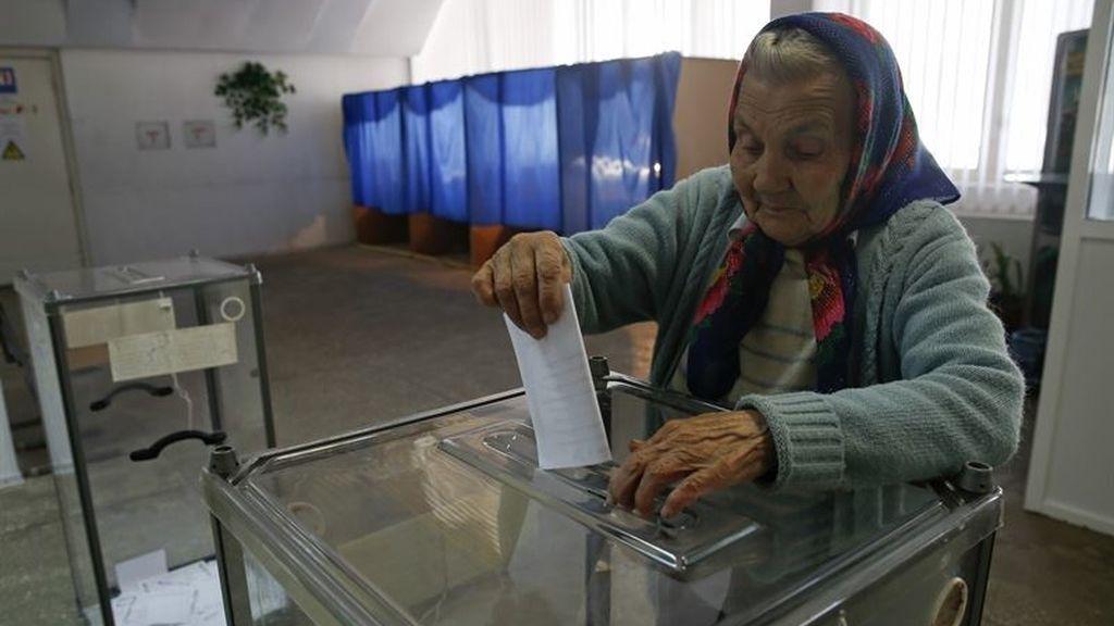 Referéndums en regiones de Ucrania