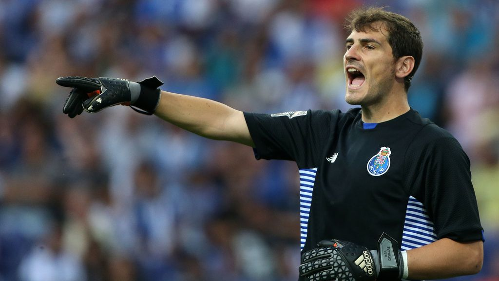Iker Casillas,Real Madrid,Oporto