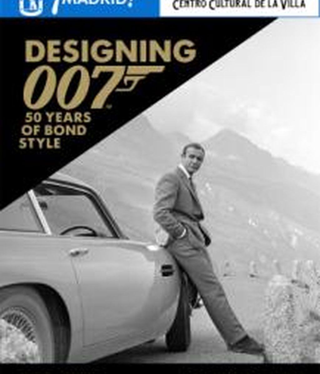 Diseñando 007, los 50 años de James Bond recreados en una exposición