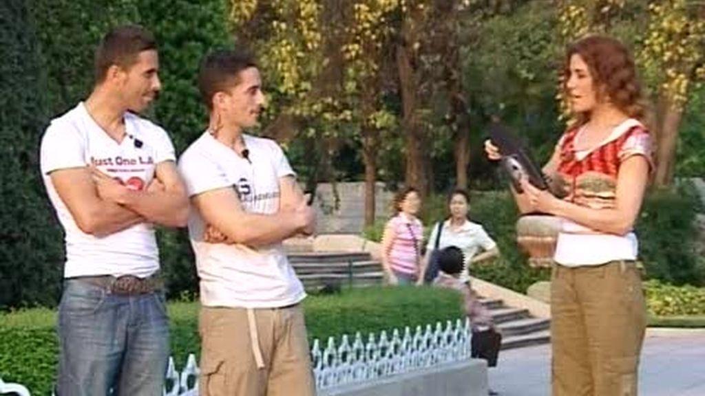 El sobre verde salva a Xavi y Juan Antonio