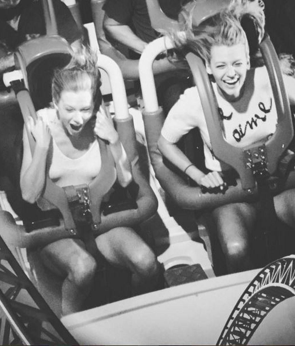 Blake Lively y Taylor Swift, las dos mejores amigas de Hollywood