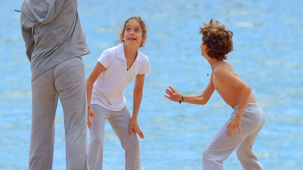 Lidia Bosch: relax, carreras, juegos ocn la pelota...