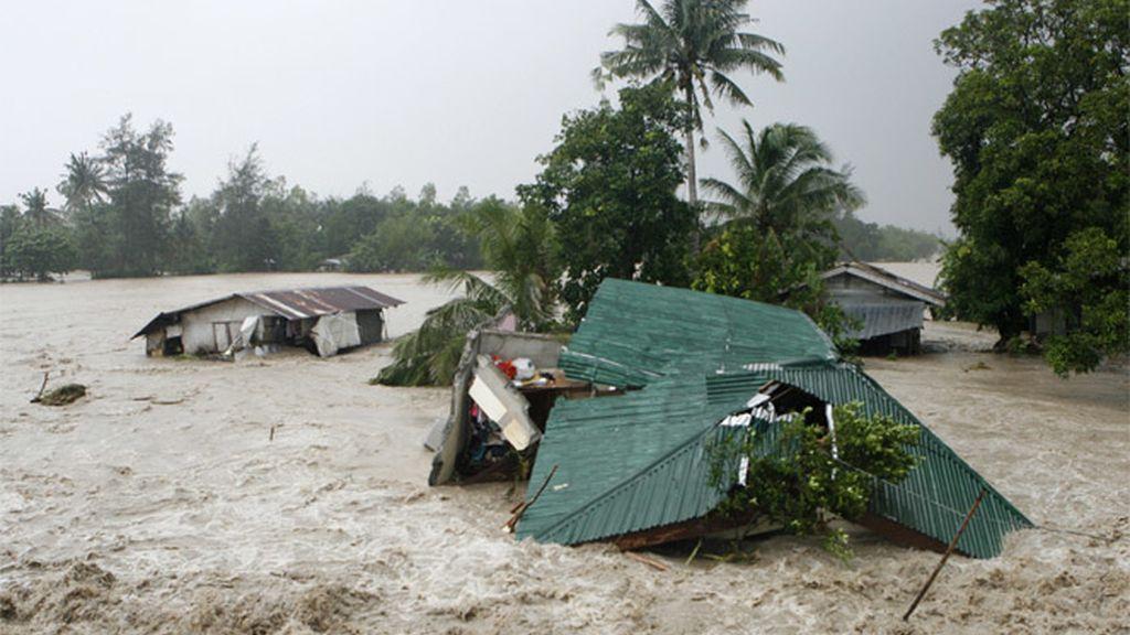 Lluvias en Filipinas