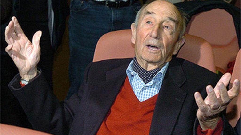 El poeta José Antonio Muñoz Rojas