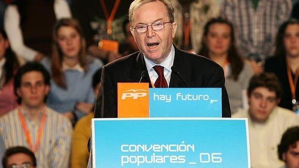 Fallece Wilfried Martins, presidente del Partido Popular Europeo