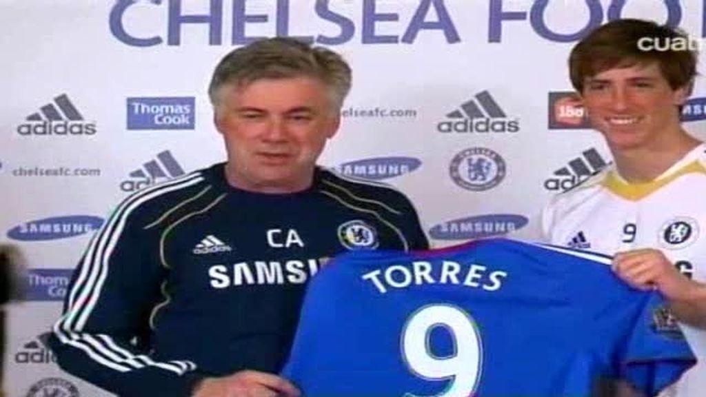 Todo ha cambiado para Torres