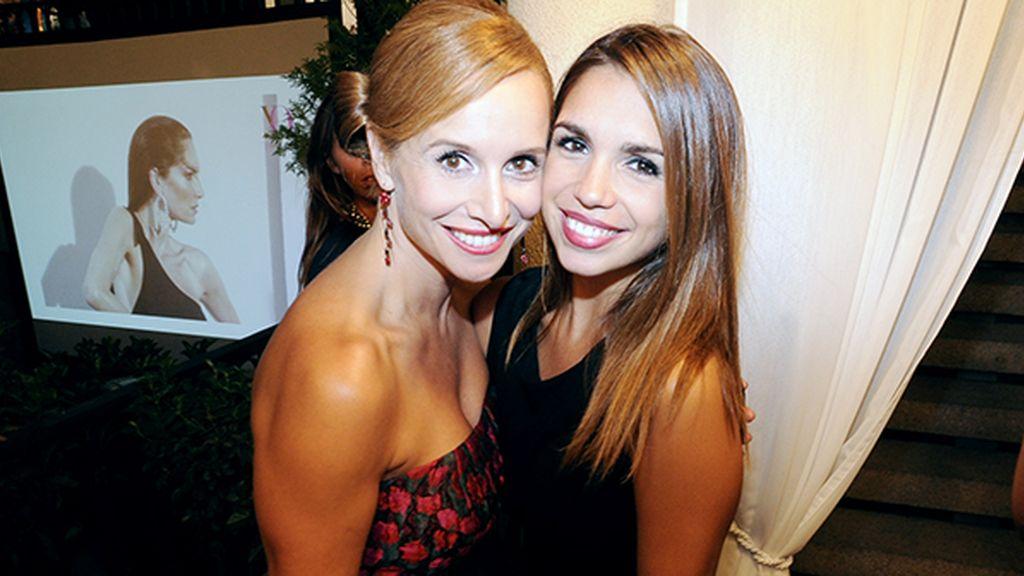 Dos de nuestras actrices más bellas: Mar Regueras y Elena Furiase