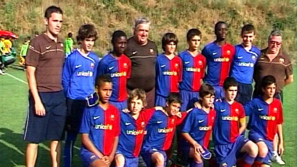 Comienza el Torneo alevín de Fútbol 7 de Brunete