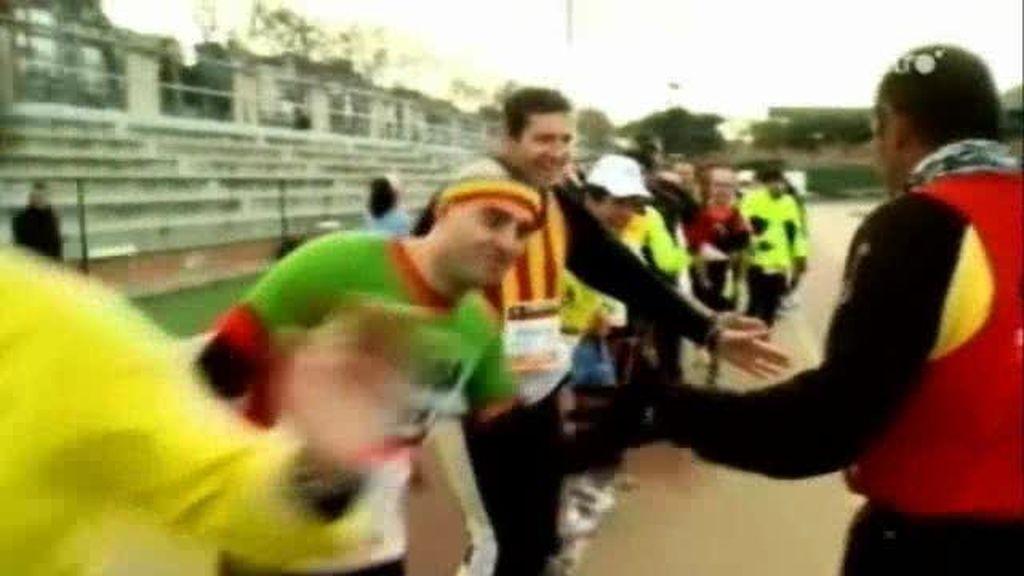 Una de las pruebas mas duras del ultramaratón