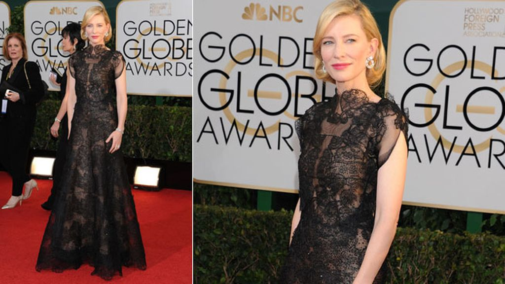 Cate Blanchett de Armany Prive