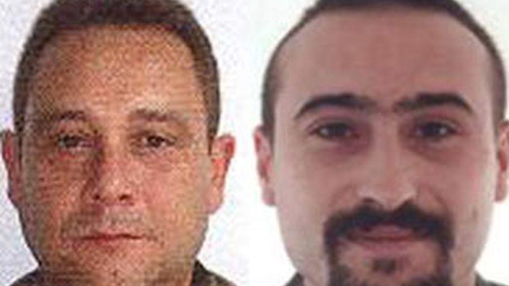 Familiares y amigos lloran la muerte de los dos militares fallecidos en Afganistán. Vídeo: ATLAS.