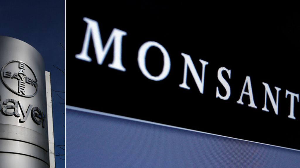 Bayer ofrece 55.200 millones por la estadounidense Monsanto