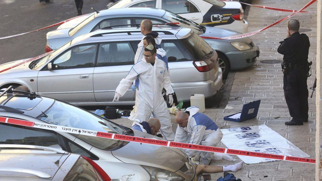 Ataque a una sinagoga en Jerusalén
