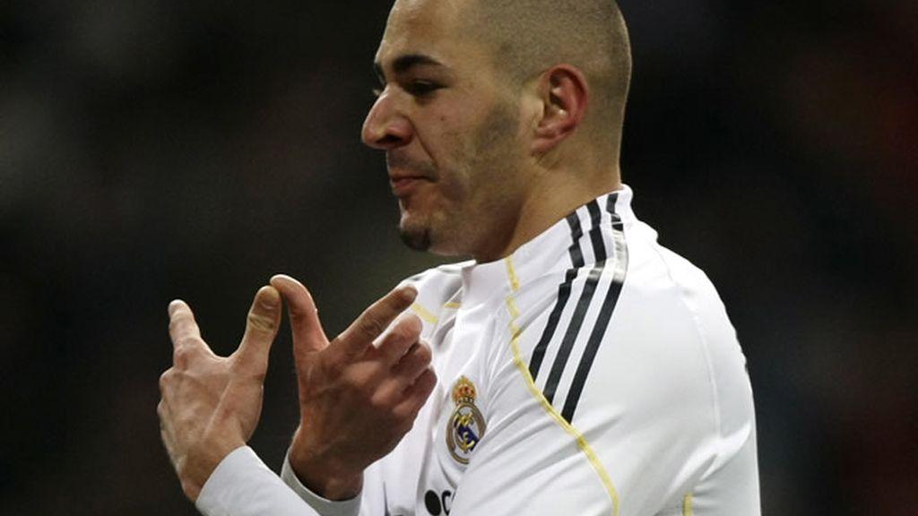 Benzema sigue lesionado