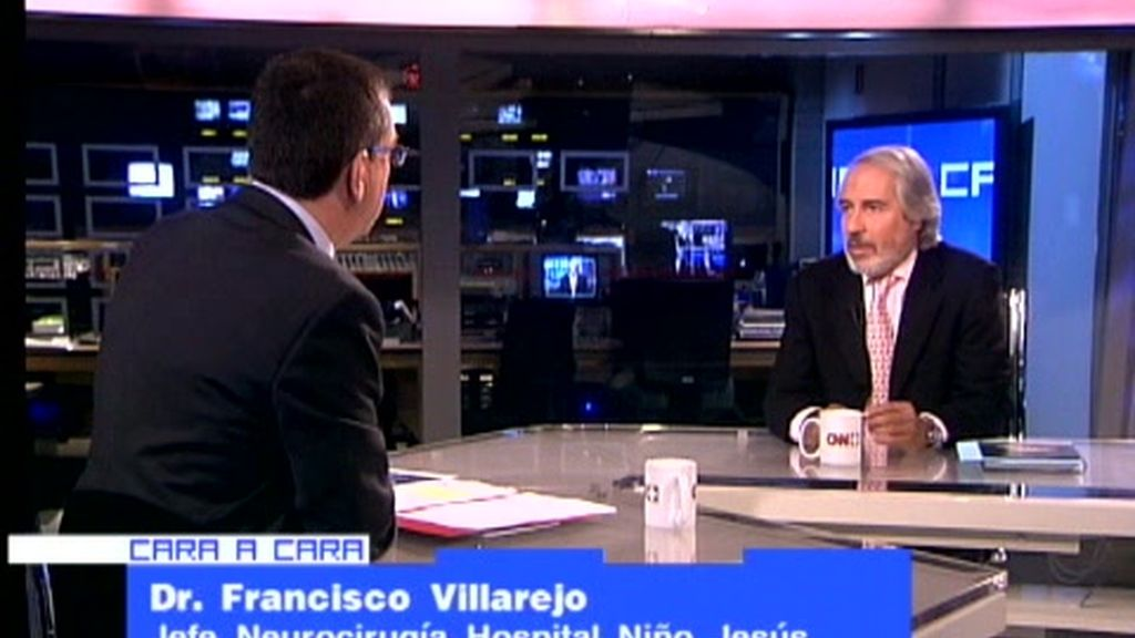 'Cara a Cara' con el Dr. Francisco Villarejo