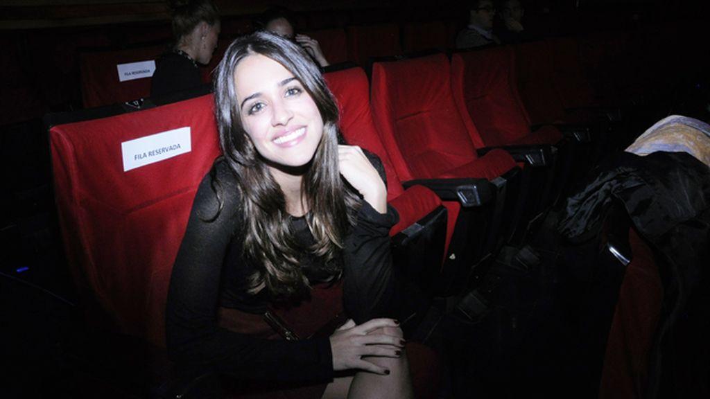 """Macarena García, que sigue triunfando en el teatro con """"La Llamada"""""""