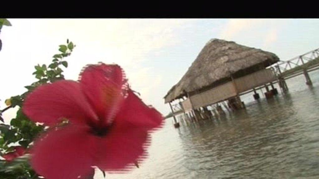 Panamá: Relax en la isla