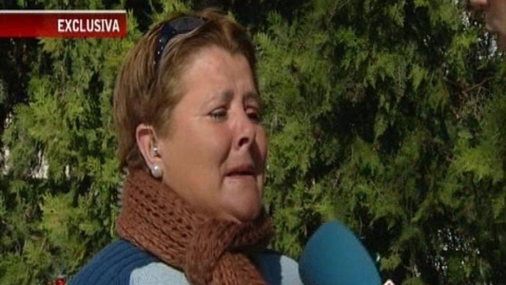 "La mujer de Santiago del Valle: ""Él se cargó a Mari Luz"""