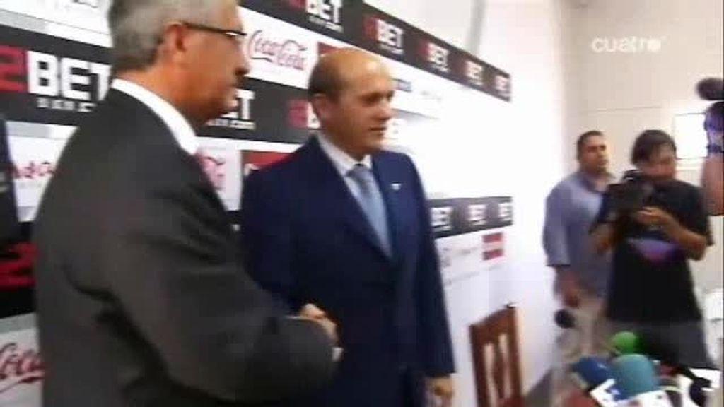 Manzano debuta en liga en Nervión
