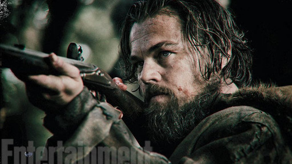 Leonardo DiCaprio en 'The Revenant'