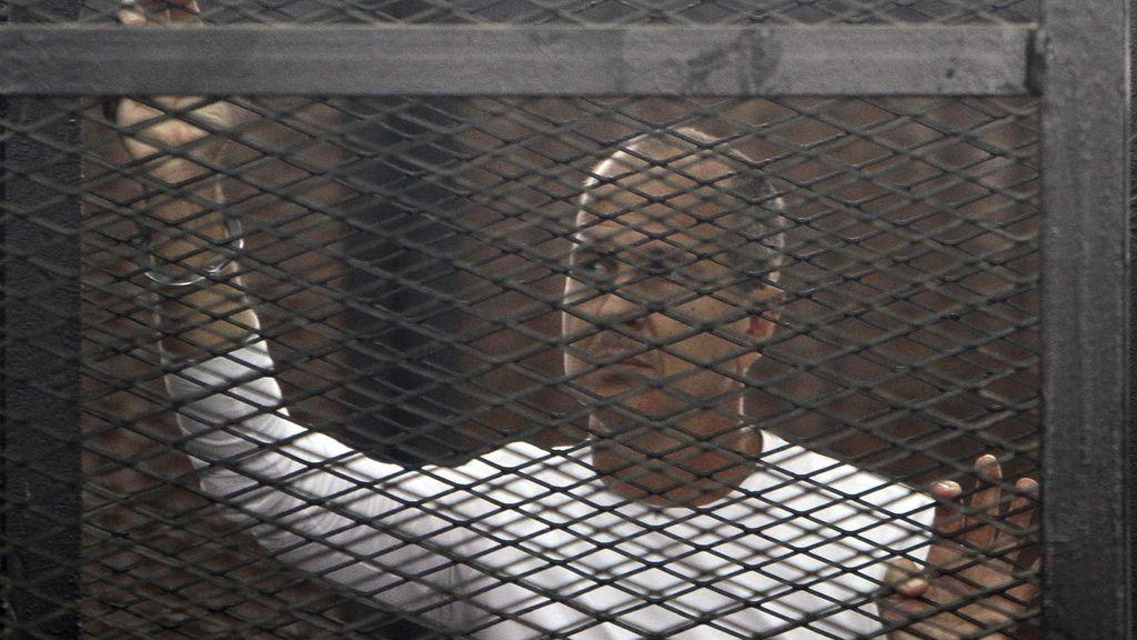 """El periodista Peter Greste, liberado """"de forma incondicional"""" de su prisión en Egipto"""