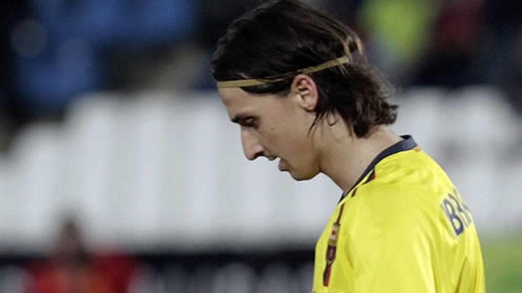 Ibrahimovic, un partido de sanción