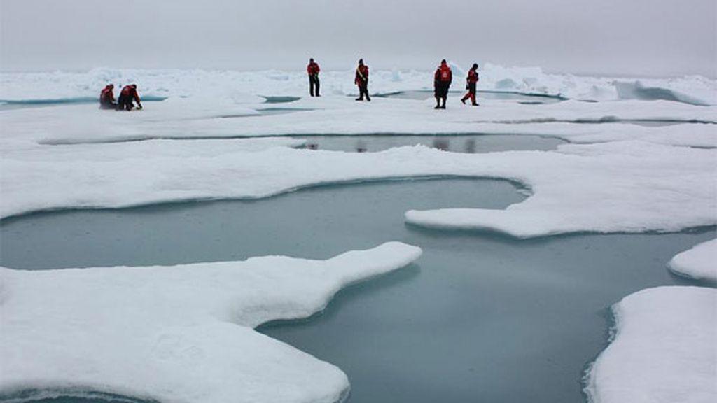 'Operación Icescape'