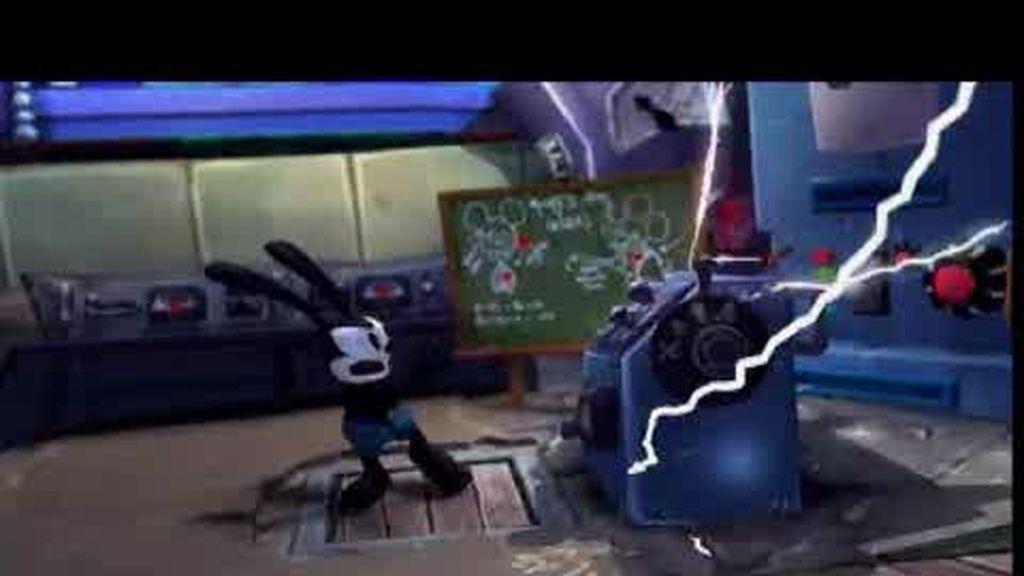 Vuelve Mickey Mouse en un videojuego