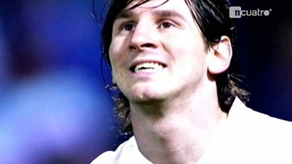 Messi, ¿de blanco?