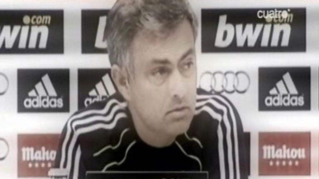 Mourinho se repite