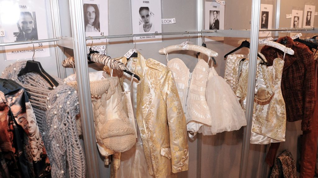 Parte de la colección Edelweiss de Maya Hansen, para la que por primera vez ha utilizado tejidos como la lana