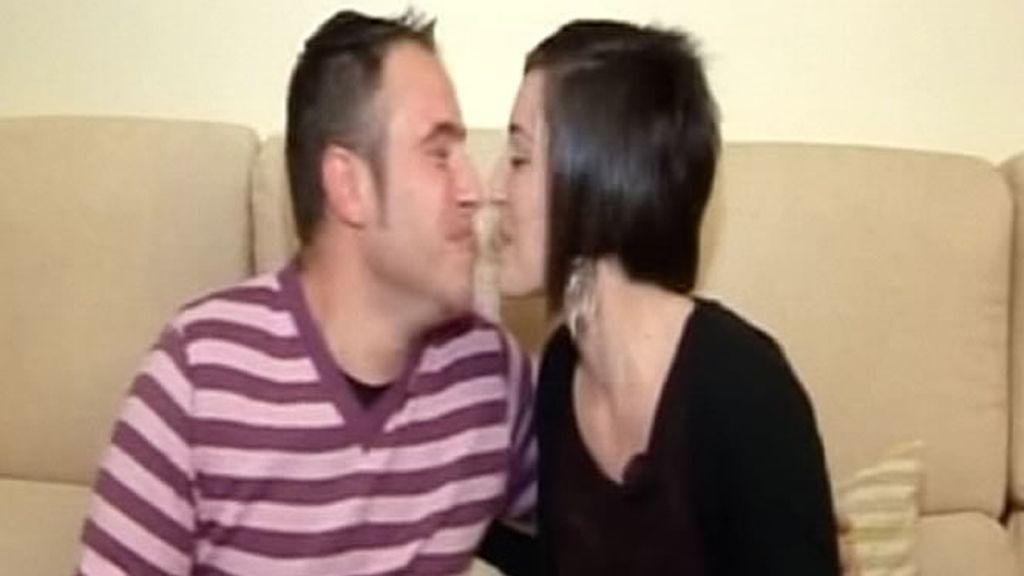 Ana y Julio, la nueva pareja