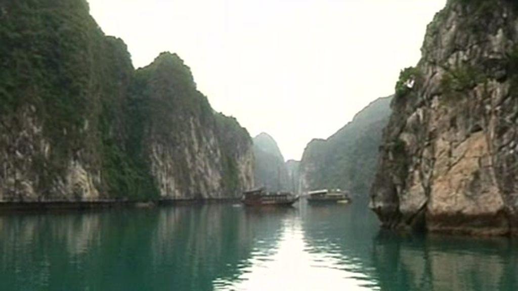Hanoi. La Bahía de Ha Long