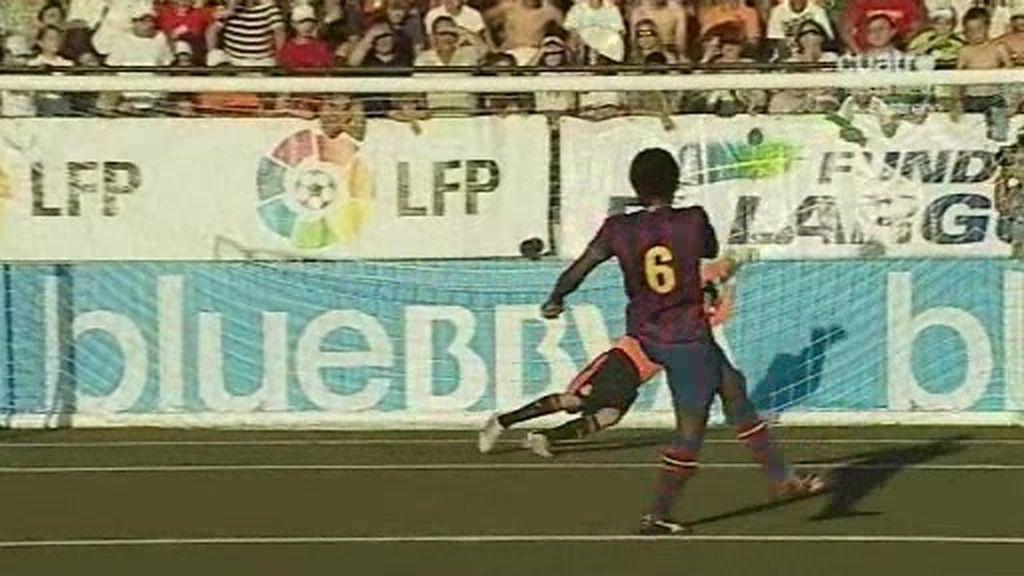 Fútbol 7: El Barcelona campeón del XVII Torneo Nacional Blue BBVA Alevín