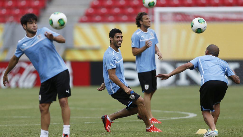 Urugua-Copa Confederaciones