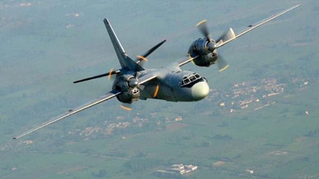 Fuerzas Aéreas India,avión militar AN-32 India, avión