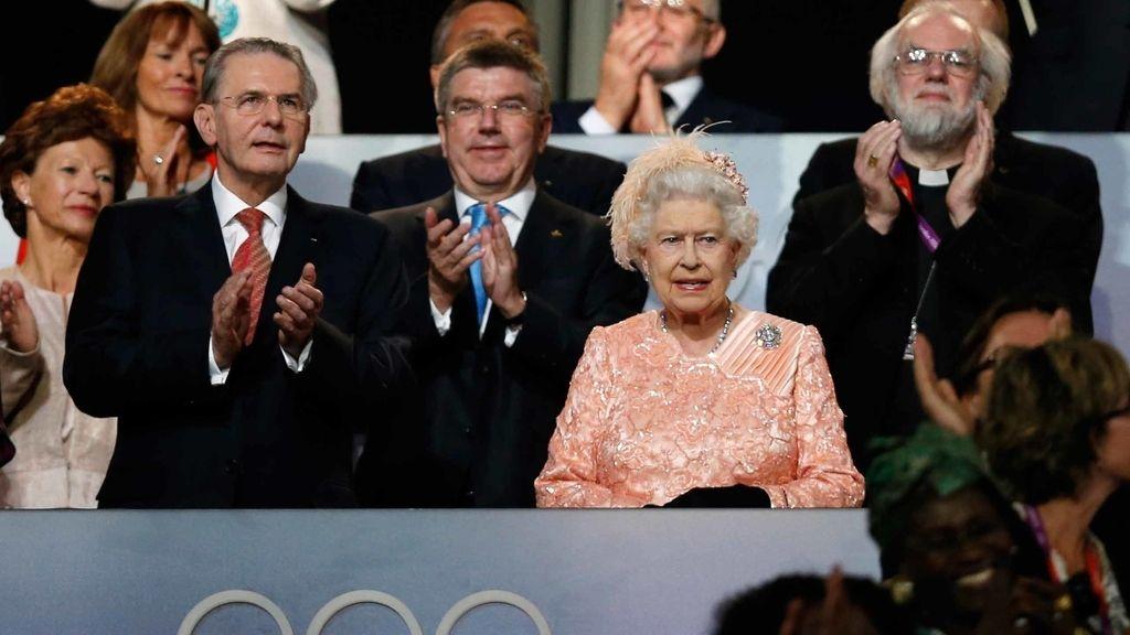 El 'Divipalco' de la inauguración de los Juegos Olímpicos