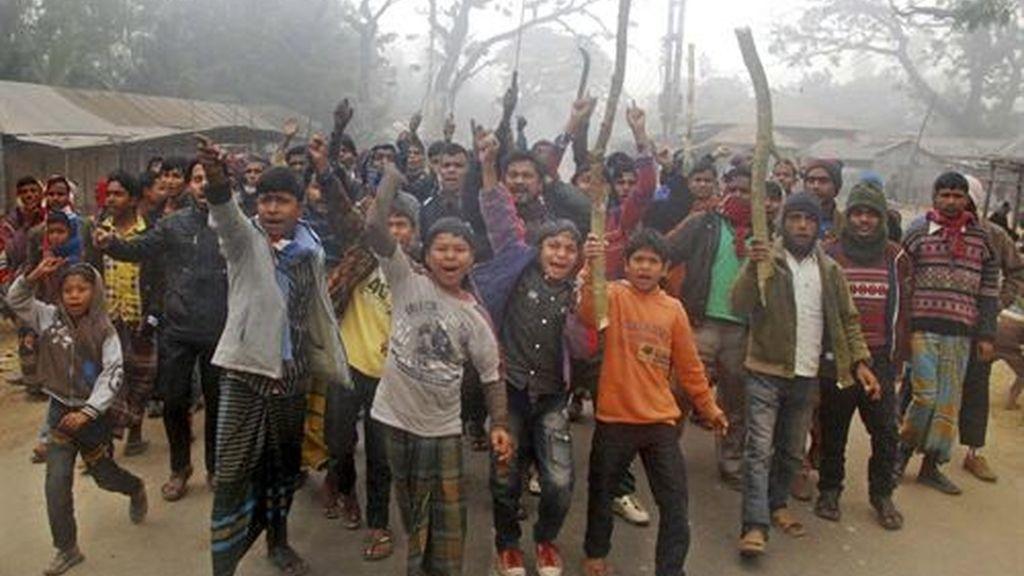 La Liga Awami logra la mayoría absoluta en las elecciones más sangrientas de Bangladesh