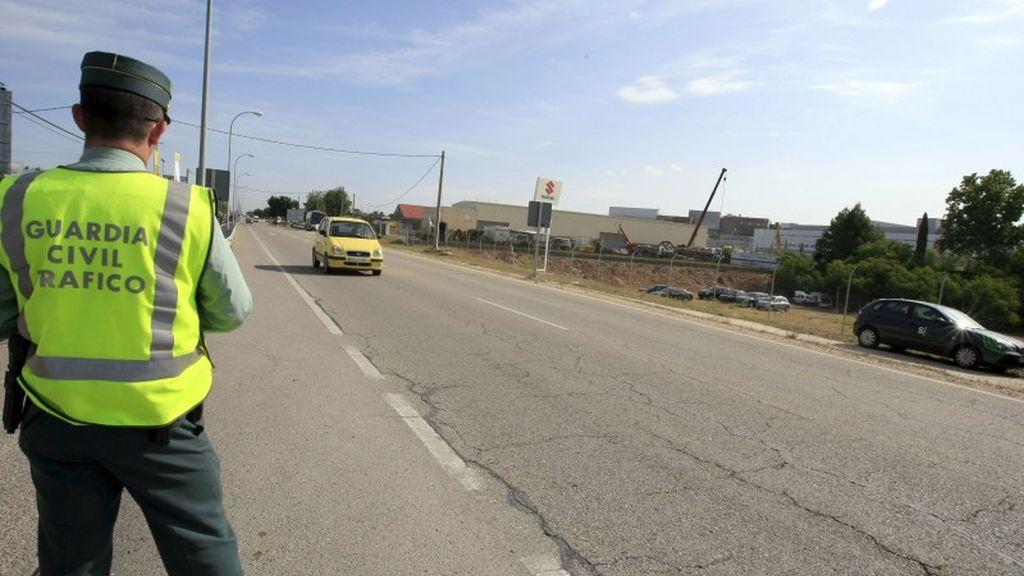 Se intensifican los controles en carreteras secundarias
