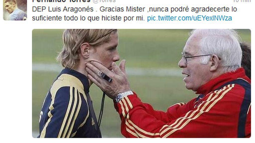 Tuit Fernando Torres