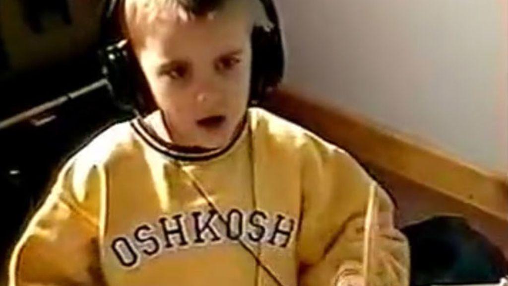 Cuando Justin era un niño (más que ahora)
